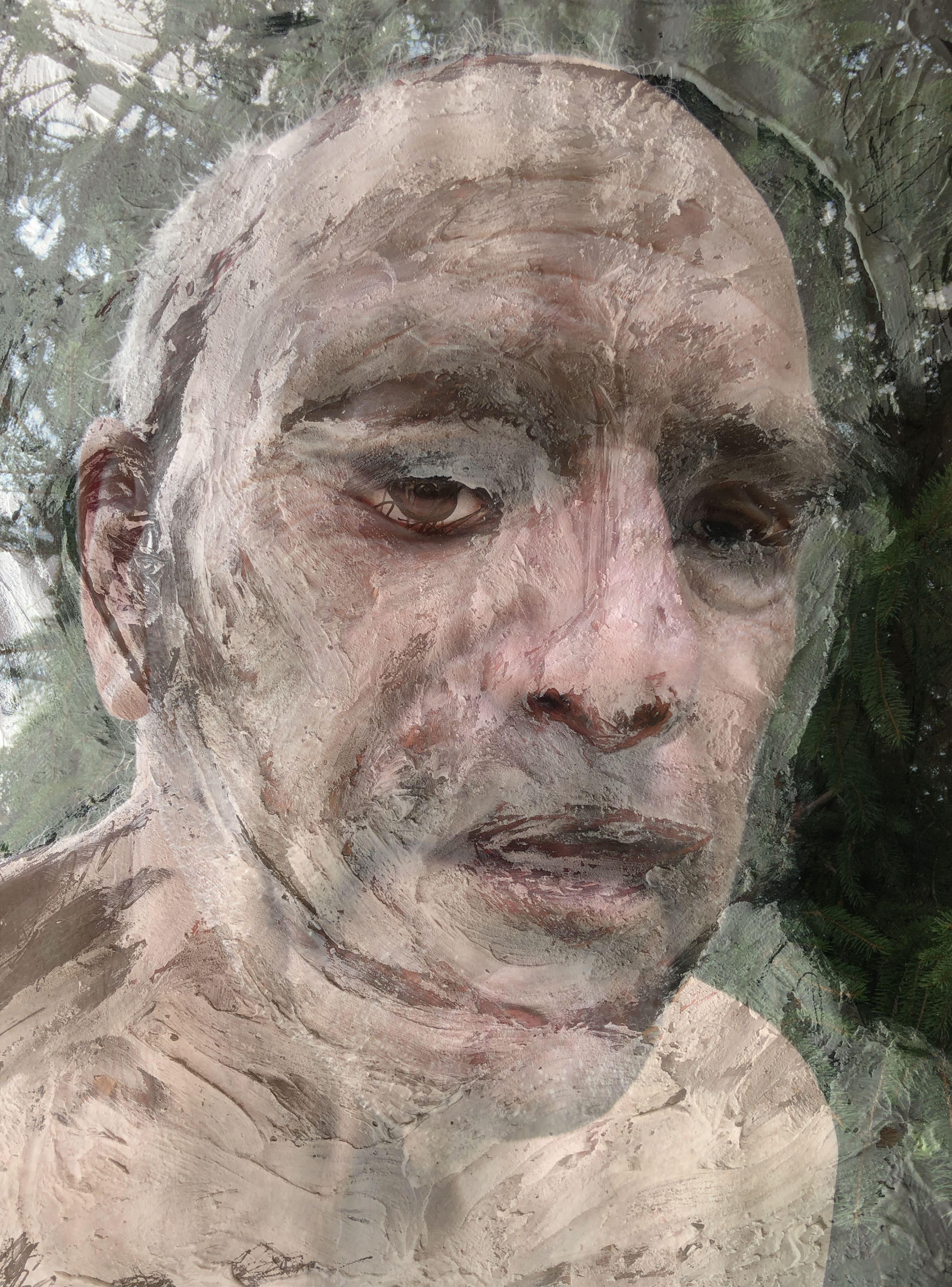 No-Self Portraits #1